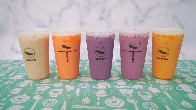 奶茶系列课